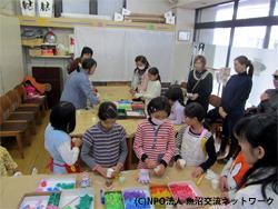 キャンドル作り教室