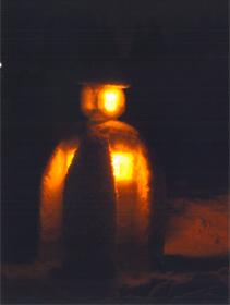 銅賞:灯篭 穴沢勝也