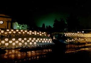 銀賞:心に炎を灯して 須原コミュニティ協議会